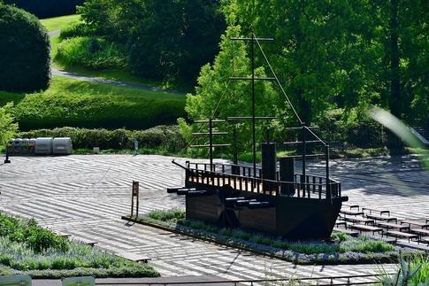 2018-07-29  Resized  黒船(真夏の武蔵丘陵森林公園)‥ (3).jpg
