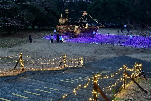 2018-12-22  A-Resized  スターライトイルミネーション(森林公園)‥ (8).jpg